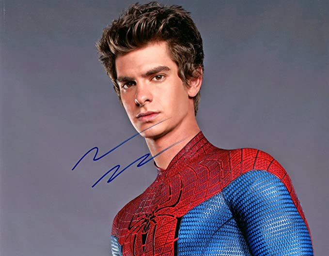 Sorry, that andrew garfield as spider man the expert