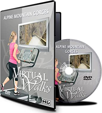 Paseos Virtuales - Gargantas de montaña alpinos de paseo interior ...