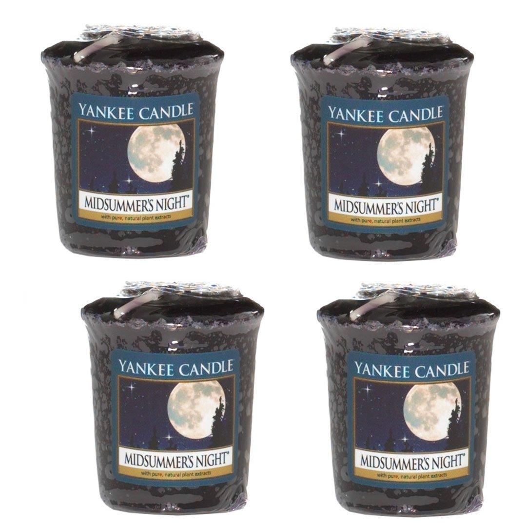 YANKEE CANDLE Set di Candele Votive Midsummer S Night