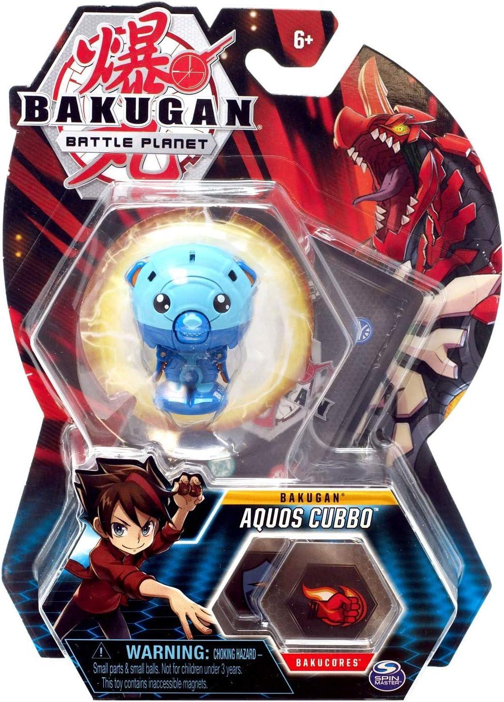 Bakugan, Aquos Cubbo, 2