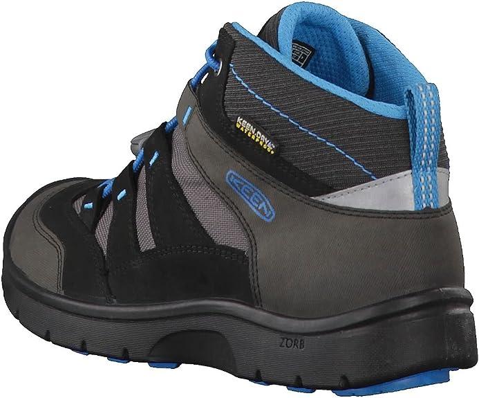 KEEN Kids HIKEPORT MID WP Hiking Boot