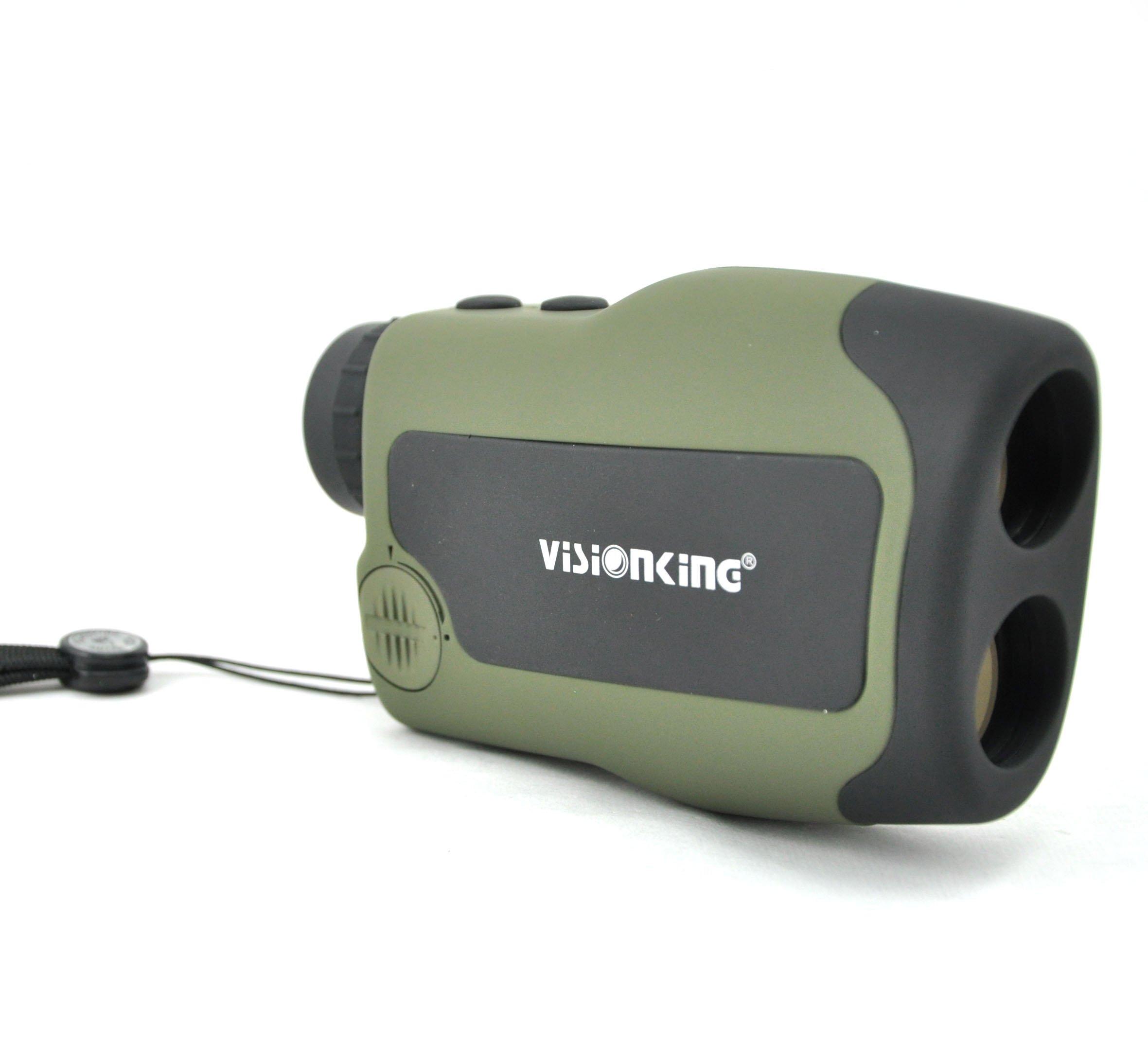 Visionking Range Finder 6x25 Hunting Rangefinder for Golf 600 yards