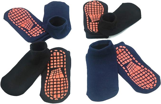 Amazon.com: Calcetines antideslizantes para niños: Clothing