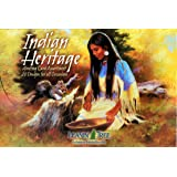 Amazon indian spirits by david penfound ast90638 blank indian heritage value pack greeting card assortment of 20 cards with 22 envelopes m4hsunfo