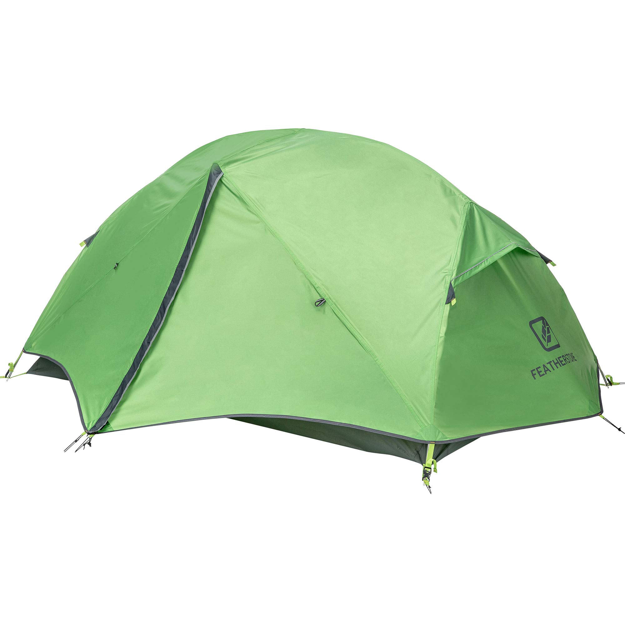 Featherstone Outdoor UL Peridot Backpacking 2 Person Tent for Ultralight 3-Season Camping and Expeditions by Featherstone