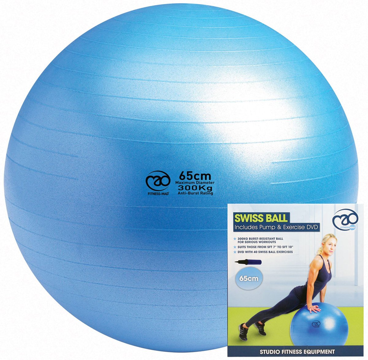 Amazon.com: Yoga-Mad Gym Workout Core Fitness Abdominal Back ...