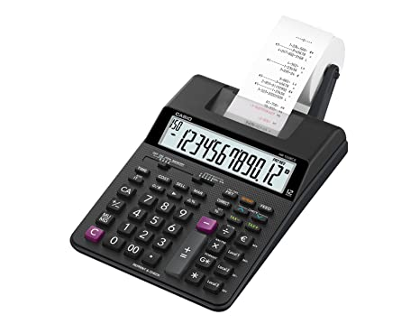 Casio hr150rce + Adapt calculadora impresora Semi ...
