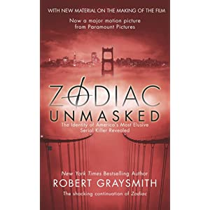 Zodiac: The Shocking True Story of the Hunt for the Nation's