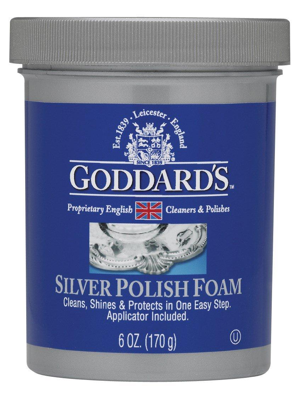 Goddards 707085 6 Oz Foamシルバーポリッシュ B002IOO63S