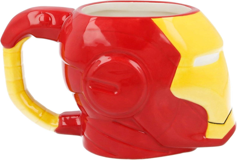 Ironman Stor Tasse Ceramique 3D 420 ML