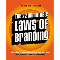 The 22 Immutable Laws of Branding: How to Build a Product or Service into a World-Class Brand (English Edition)