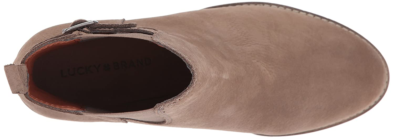 Lucky Brand Women's Khoraa Boot B01EIG11JK 8.5 B(M) US Brindle