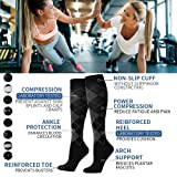 Bluemaple Compression Socks,(3or7pair) for Women