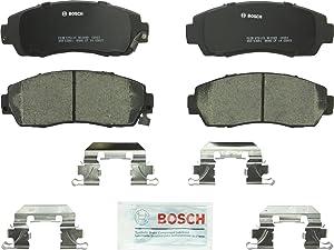 Bosch BC1089 QuietCast Premium Ceramic Disc Brake Pad Set For: Acura RDX; Honda Accord Crosstour, Crosstour, CR-V, Odyssey, Front