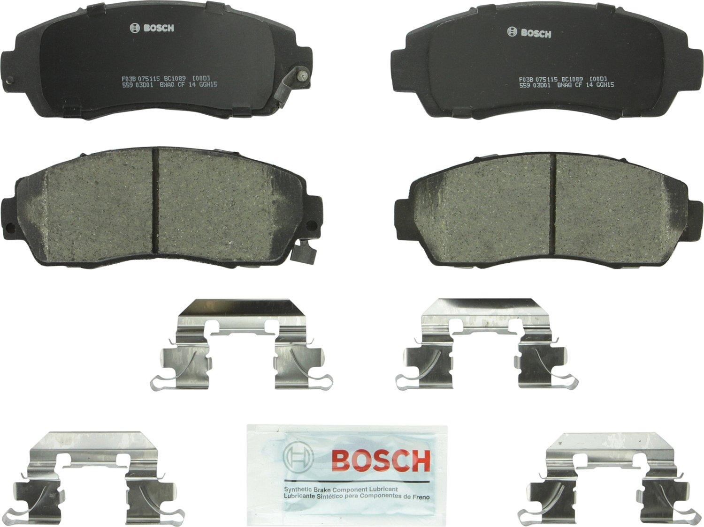 Bosch BC1089 QuietCast Premium Ceramic Disc Brake Pad Set