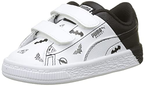 Puma Jl Basket V Inf, Zapatillas Unisex Niños: Amazon.es: Zapatos y complementos