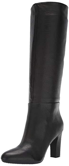 0999fba05a7 Aerosoles Women s Hashtag Knee High Boot Black Leather 5 ...
