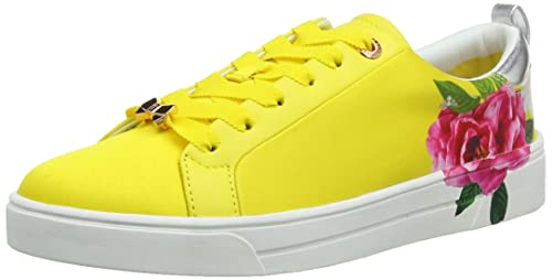 7f8e51ff3dd9c Amazon.com: Ted Baker London Women's Rialy Trainers: Shoes