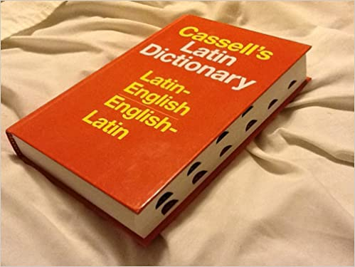 Cassell s latin dictionary images 862