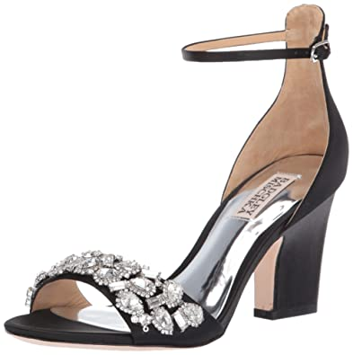 19226f8ea5 Amazon.com: Badgley Mischka Women's Laraine Heeled Sandal: Shoes