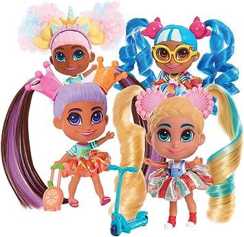 JP Hairdorables, Bambola per Bambine: Amazon.it: Giochi e giocattoli