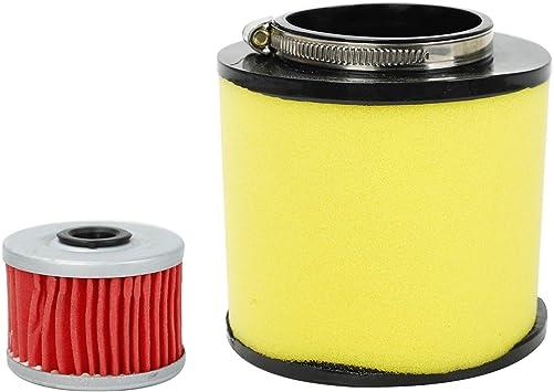 Pre-Oiled Air Filter For 2001 Honda TRX350TE FourTrax Rancher ES~Twin Air