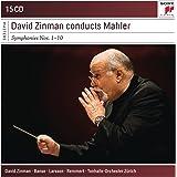 David Zinman conducts Mahler: Symphonies Nos. 1-10