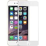 iPhone 6 Plus / 6S Plus Pellicola Protettiva [3D Full Tempered Glass Coverage] Vetro Temperato Screen Protector per Apple iPhone 6 Plus/6S Plus 0,3mm Copertura completa 9H 3D Touch 5,5 pollici- Bianco