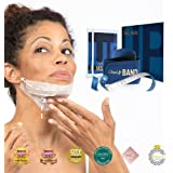 ChinUp Mask by UpYours - Non-Surgical Face Lifting Mask Kit from UpYours Best New Facemask 2017 for Skin Firming, Tightening, Anti Wrinkle and Lifting. Also helps Double Chin Reduction for sagging skin, jowls and turkey neck (2pc Trial Pack)