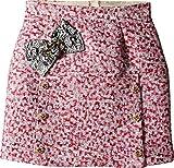 Dolce & Gabbana Kids Girl's Pink Jacquard Skirt (Big Kids) Jacquard Skirt