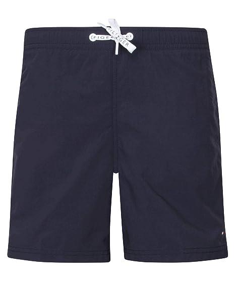 weit verbreitet geeignet für Männer/Frauen UK Verfügbarkeit Tommy Hilfiger Jungen Badeshorts Medium Drawstring-ub0ub00091