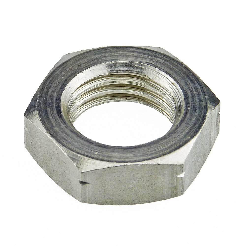 Sechskantmutter DIN 439 Edelstahl A4 niedrige Form B M 12-50 St/ück