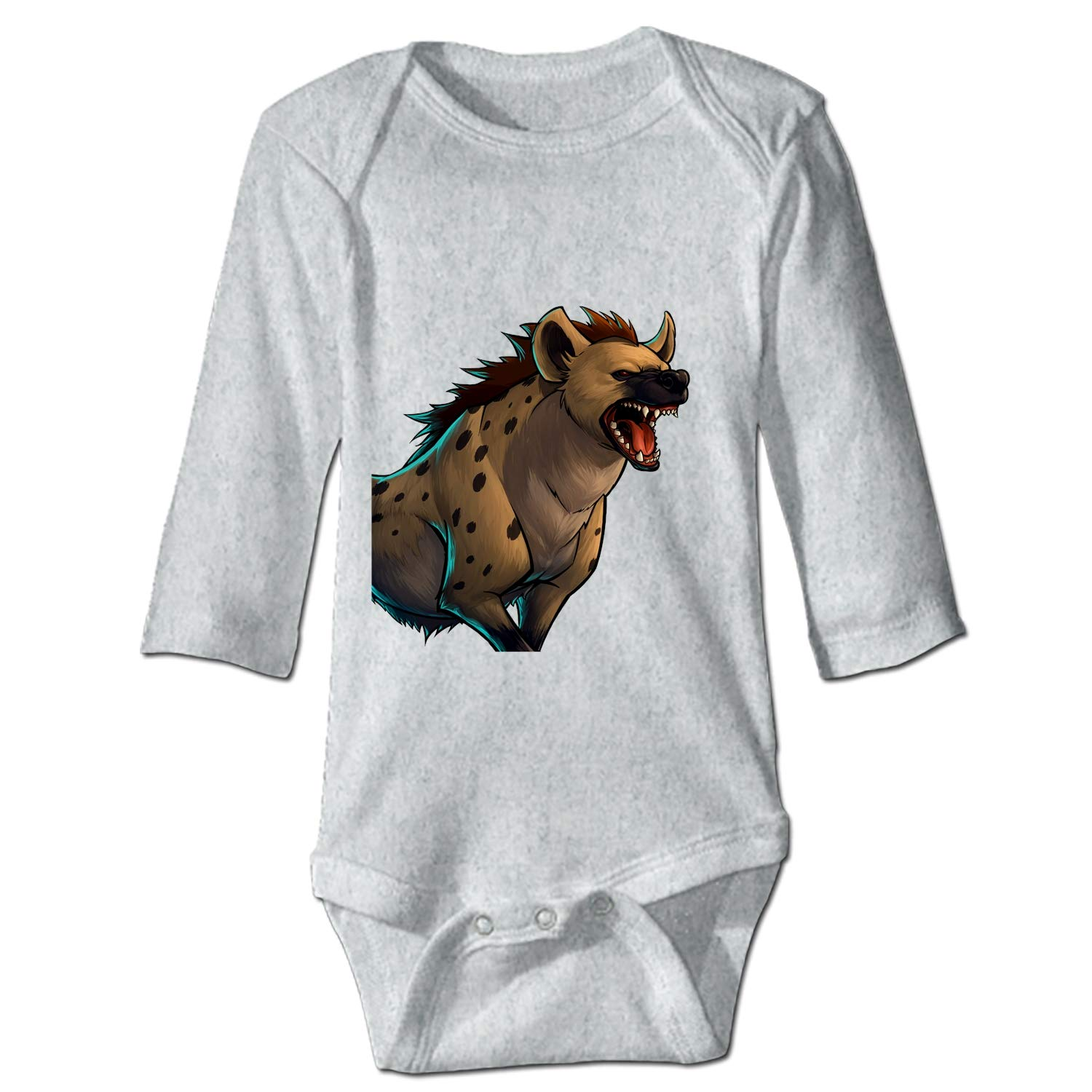 YSKHDBC Baby Beaver Bodysuits Long Sleeve Rompers Outfits Clothes