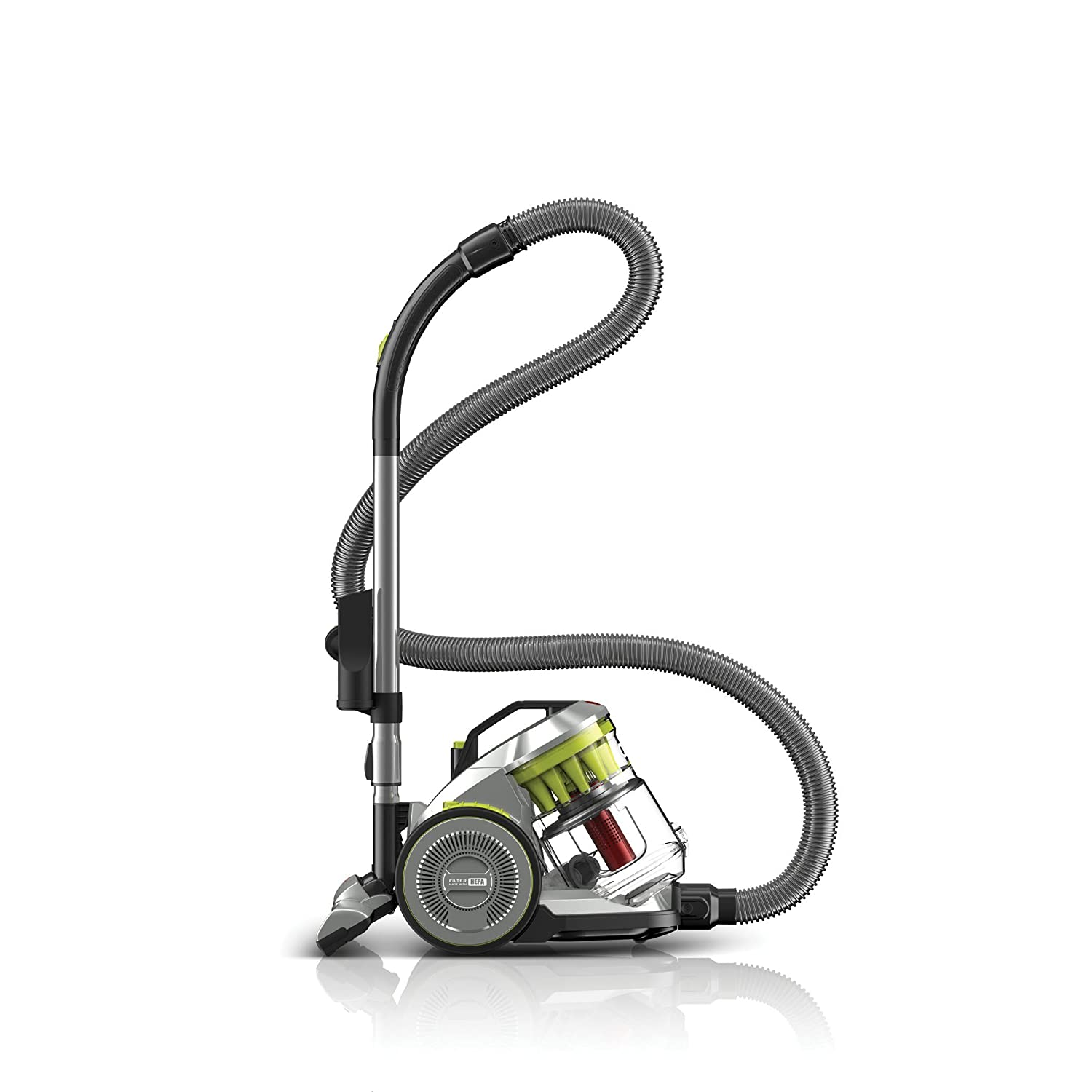 Hoover SH40072 Air Hard Floor Multi-Cyclonic Bagless Canister by Hoover: Amazon.es: Hogar