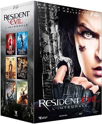 Resident Evil : Lintégrale : Resident Evil + Resident Evil ...