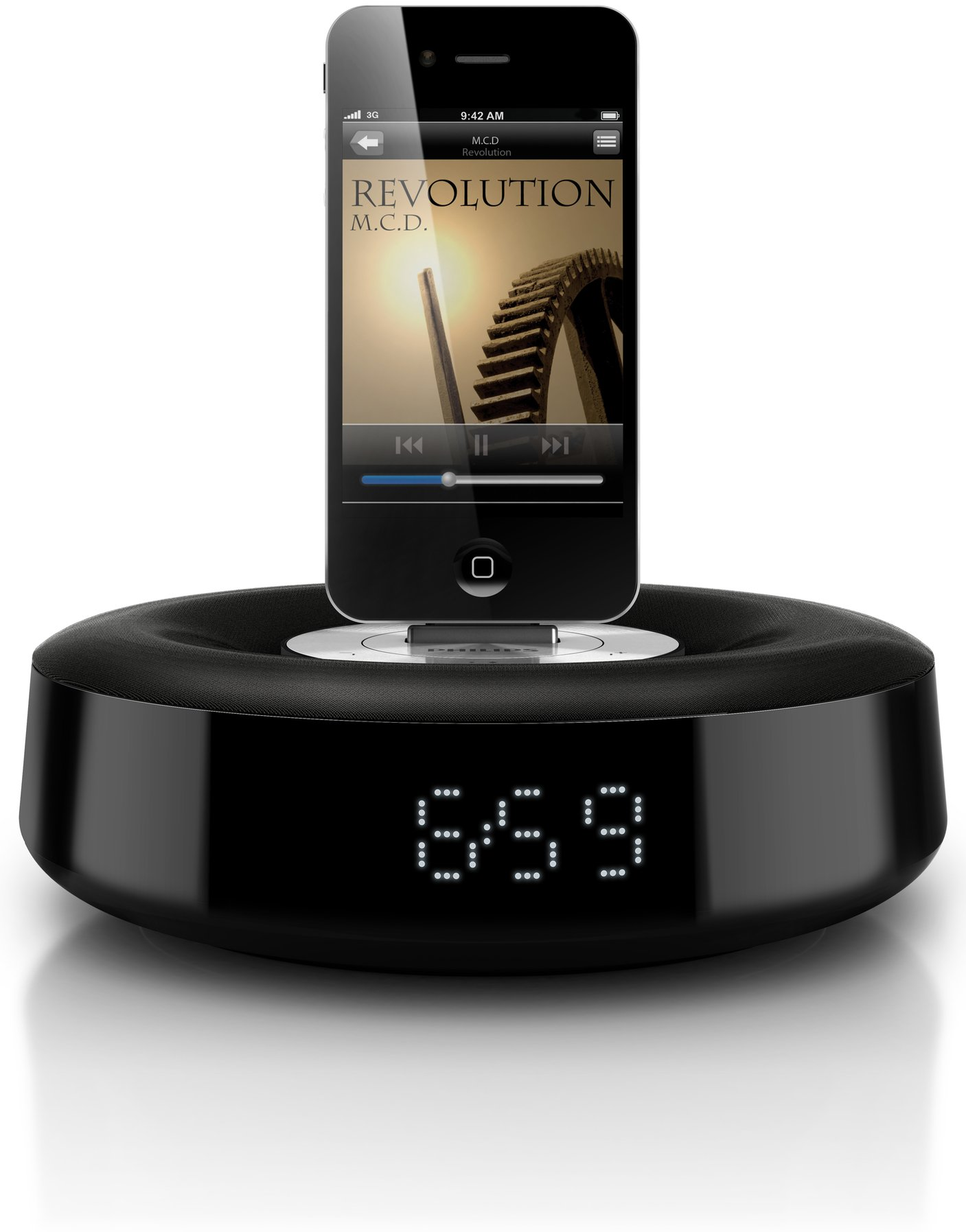 Philips Fidelio DS1110/37 30-Pin iPod/iPhone Speaker Dock (Discontinued by Manufacturer) by PHILIPS