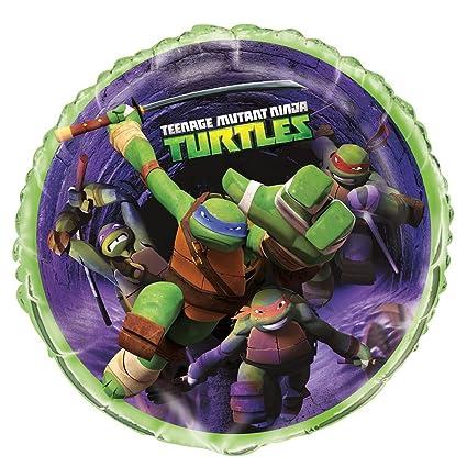 Amazon.com: Unique Industries Ninja Turtles 1834; Foil ...