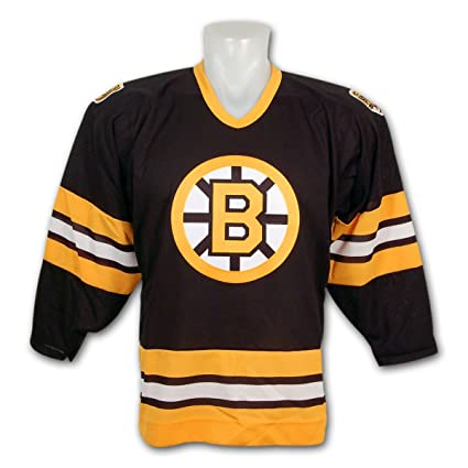 pretty nice a8996 de286 CCM Boston Bruins Vintage Replica Jersey 1980 (Away)