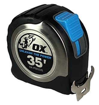 OX 35FT Tape Measure