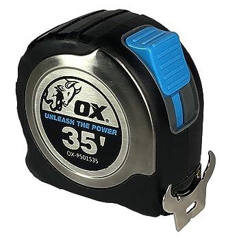 OX 35FT Tape Measure