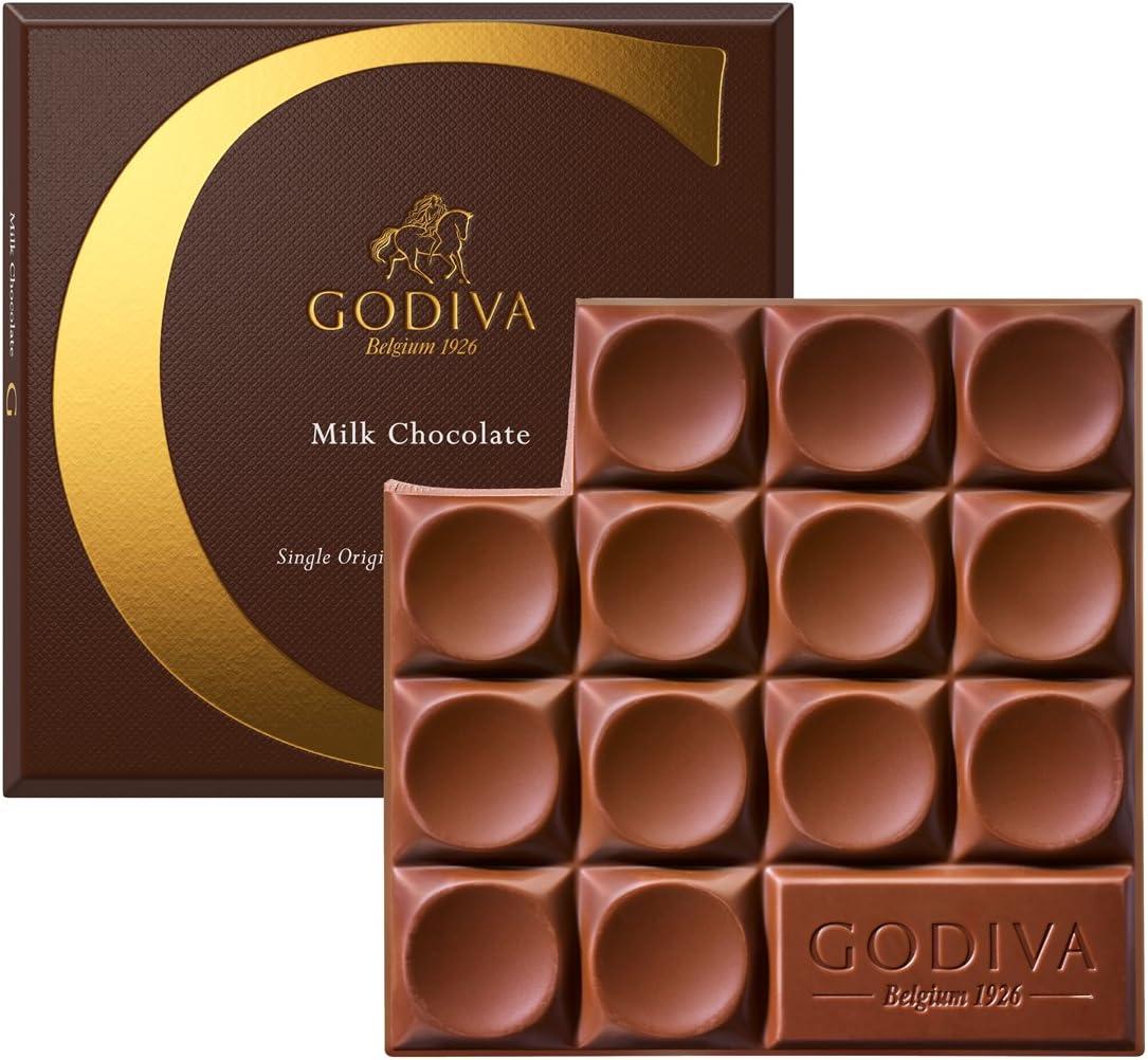 Godiva, Tableta Chocolate con Leche Mexico, 79g: Amazon.es: Alimentación y bebidas