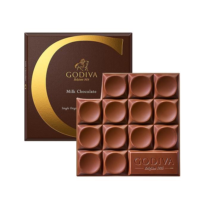Godiva, Tableta Chocolate con Leche Mexico, 79g