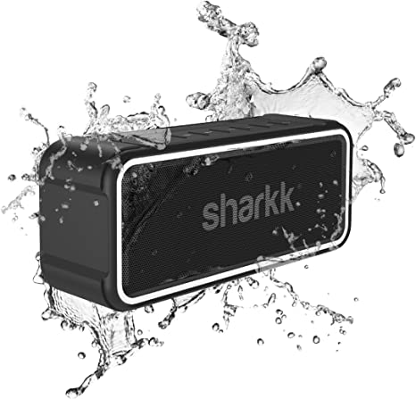 Amazon.com: SHARKK MAKO parlante impermeable 20 W inal&aacute ...