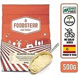 Foodsterr Almond Flour, 500g
