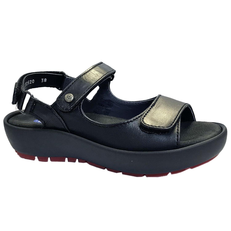 SchwarzWolky Damen Sandale