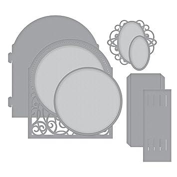 Unbekannt Spellbinders ge/ätzt//Wafer Thin sterben
