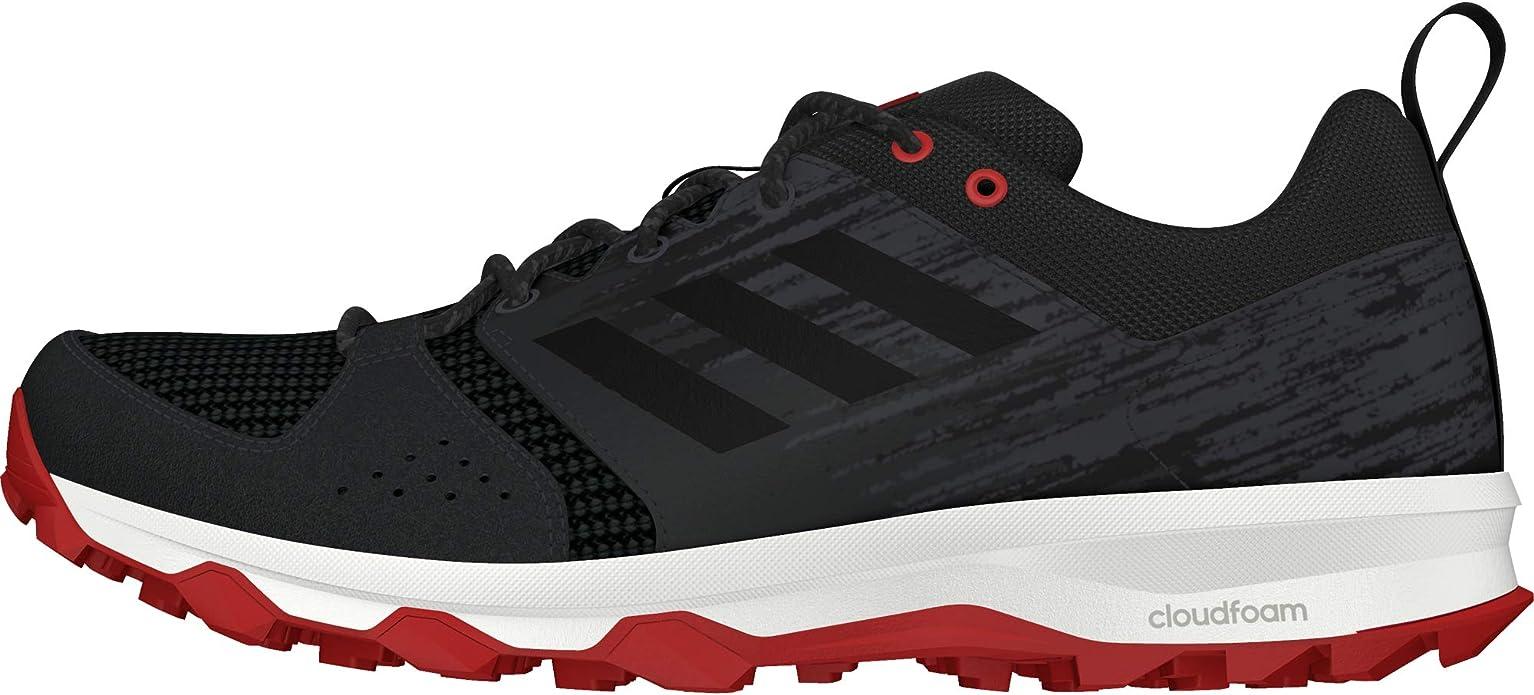 adidas Galaxy Trail, Zapatillas de Running para Hombre, Negro (Core Black/Core Black/Carbon S18), 40 EU: Amazon.es: Zapatos y complementos