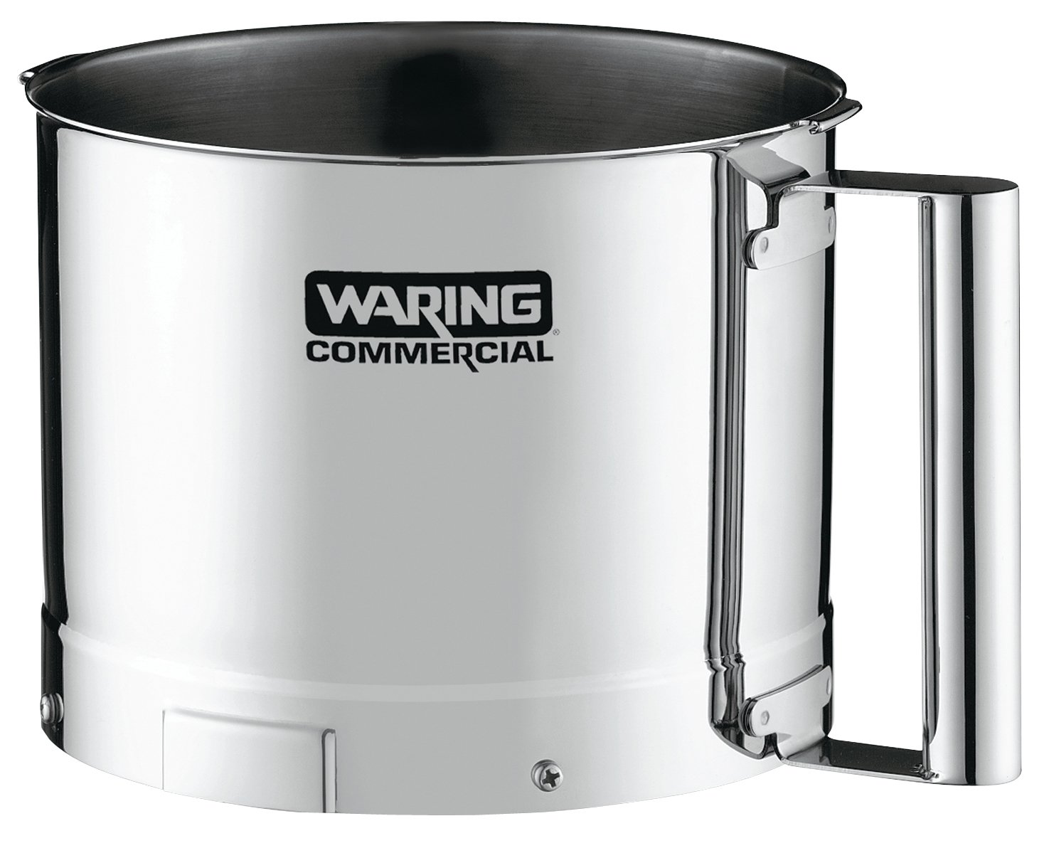 Waring Commercial DFP10 Food Processor Batch Bowl with Handle