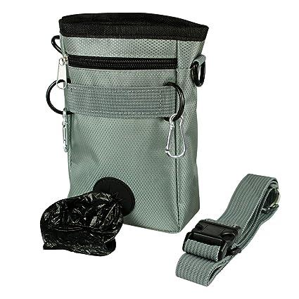 Dog Treat Training Pouch Focuspet Pet Hands Free Training Waist Clip Bag US