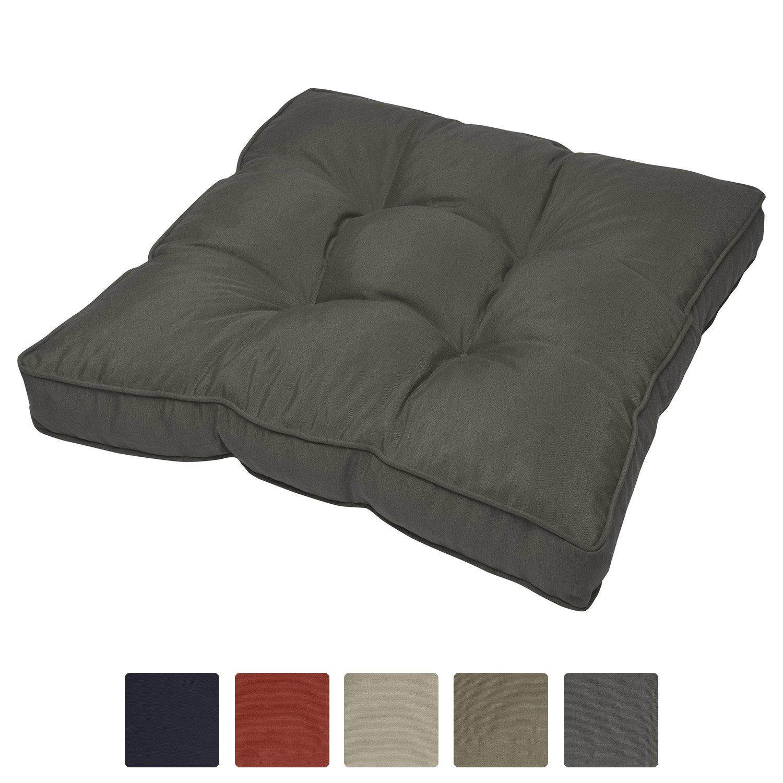 50x50 sitzkissen. Black Bedroom Furniture Sets. Home Design Ideas